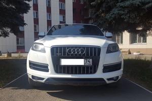 Автомобиль Audi Q7, отличное состояние, 2011 года выпуска, цена 1 800 000 руб., Челябинск