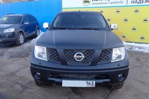 Авто Nissan Navara, 2007 года выпуска, цена 730 000 руб., Самара
