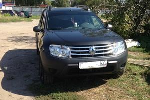 Подержанный автомобиль Renault Duster, отличное состояние, 2014 года выпуска, цена 600 000 руб., Смоленская область