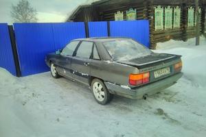 Автомобиль Audi 100, хорошее состояние, 1983 года выпуска, цена 55 000 руб., Ирбит