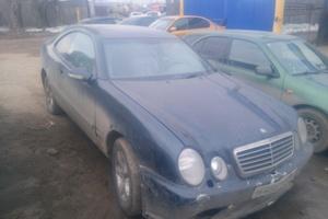 Автомобиль Mercedes-Benz CLC-Класс, среднее состояние, 2000 года выпуска, цена 170 000 руб., Кировская область