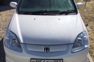 Подержанный автомобиль Honda Civic, хорошее состояние, 2001 года выпуска, цена 180 000 руб., Ногинск