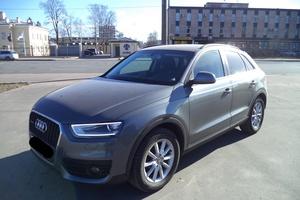 Авто Audi Q3, 2012 года выпуска, цена 1 010 000 руб., Санкт-Петербург