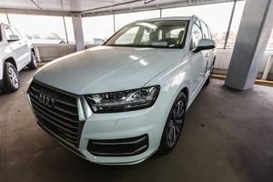 Новый автомобиль Audi Q7, 2017 года выпуска, цена 5 494 612 руб., Москва