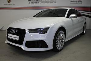 Авто Audi RS 7, 2015 года выпуска, цена 4 700 000 руб., Москва