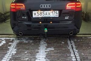 Автомобиль Audi A6, отличное состояние, 2007 года выпуска, цена 750 000 руб., Челябинск