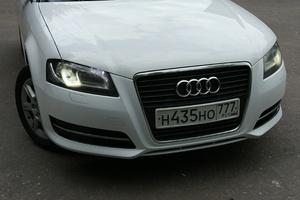 Автомобиль Audi A3, отличное состояние, 2012 года выпуска, цена 600 000 руб., Москва