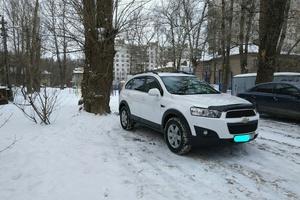 Подержанный автомобиль Chevrolet Captiva, отличное состояние, 2012 года выпуска, цена 840 000 руб., Московская область