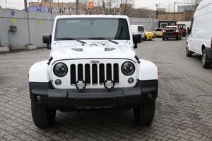 Авто Jeep Wrangler, 2016 года выпуска, цена 3 809 490 руб., Москва