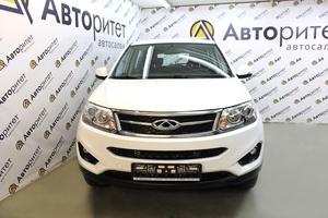 Авто Chery Tiggo, 2014 года выпуска, цена 745 000 руб., Санкт-Петербург