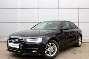 Подержанный автомобиль Audi A4, отличное состояние, 2014 года выпуска, цена 1 049 000 руб., Москва