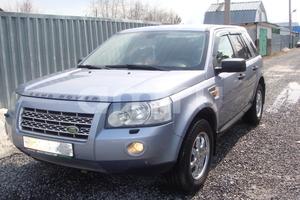 Подержанный автомобиль Land Rover Freelander, отличное состояние, 2008 года выпуска, цена 800 000 руб., Когалым