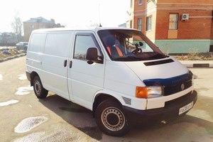 Подержанный автомобиль Volkswagen Transporter, отличное состояние, 2000 года выпуска, цена 385 000 руб., Электроугли