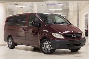 Авто Mercedes-Benz Vito, 2004 года выпуска, цена 599 999 руб., Москва