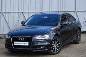 Подержанный автомобиль Audi A4, отличное состояние, 2013 года выпуска, цена 1 029 000 руб., Москва