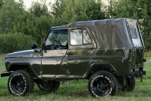 Автомобиль УАЗ 469, отличное состояние, 1972 года выпуска, цена 330 000 руб., Владимир