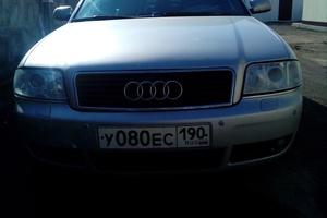 Автомобиль Audi A6, хорошее состояние, 2002 года выпуска, цена 260 000 руб., Наро-Фоминск
