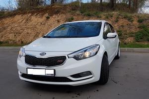 Автомобиль Kia Cerato, отличное состояние, 2014 года выпуска, цена 775 000 руб., Смоленск
