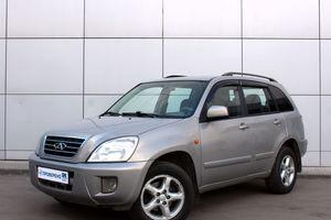 Авто Chery Tiggo, 2009 года выпуска, цена 239 000 руб., Москва