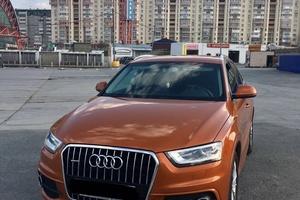Подержанный автомобиль Audi Q3, отличное состояние, 2013 года выпуска, цена 1 150 000 руб., Екатеринбург