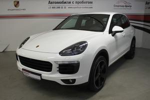 Авто Porsche Cayenne, 2016 года выпуска, цена 5 500 000 руб., Москва