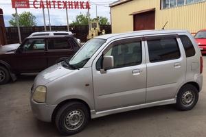Автомобиль Suzuki Wagon R, отличное состояние, 2002 года выпуска, цена 200 000 руб., Камчатский край