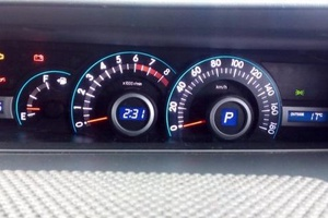 Автомобиль Toyota Voxy, хорошее состояние, 2008 года выпуска, цена 685 000 руб., Хабаровский край