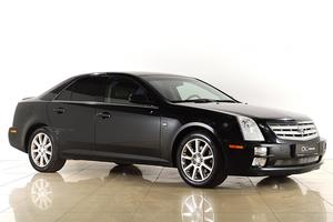 Авто Cadillac STS, 2005 года выпуска, цена 555 000 руб., Москва
