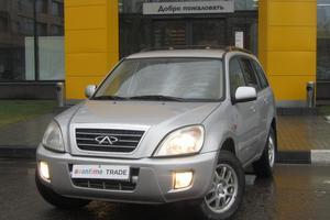 Авто Chery Tiggo, 2009 года выпуска, цена 255 000 руб., Москва