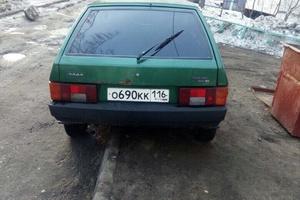 Автомобиль ВАЗ (Lada) 2109, хорошее состояние, 2001 года выпуска, цена 60 000 руб., Казань