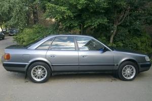 Автомобиль Audi 100, среднее состояние, 1992 года выпуска, цена 195 000 руб., Киров