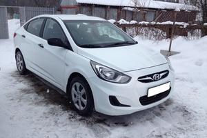 Автомобиль Hyundai Solaris, хорошее состояние, 2014 года выпуска, цена 500 000 руб., Красногорск