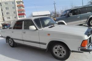 Автомобиль ГАЗ 3102 Волга, среднее состояние, 2004 года выпуска, цена 110 000 руб., Новосибирск
