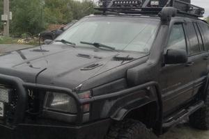 Подержанный автомобиль Jeep Grand Cherokee, отличное состояние, 1996 года выпуска, цена 365 000 руб., Челябинск