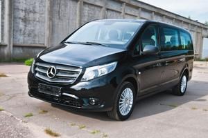 Авто Mercedes-Benz Vito, 2016 года выпуска, цена 3 128 056 руб., Москва
