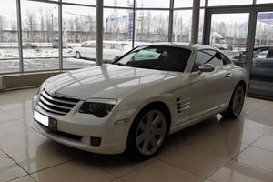 Авто Chrysler Crossfire, 2004 года выпуска, цена 600 000 руб., Ярославль