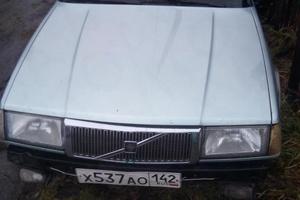 Автомобиль Volvo 460, хорошее состояние, 1992 года выпуска, цена 30 000 руб., Кемеровская область