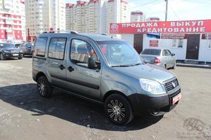 Авто Fiat Doblo, 2012 года выпуска, цена 415 000 руб., Тюмень