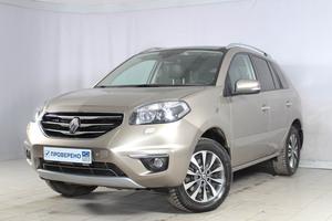 Авто Renault Koleos, 2013 года выпуска, цена 899 000 руб., Санкт-Петербург
