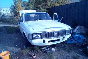 Автомобиль ГАЗ 3102 Волга, среднее состояние, 2001 года выпуска, цена 110 000 руб., Красноярск