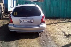 Автомобиль Daewoo Nubira, битый состояние, 2000 года выпуска, цена 70 000 руб., Амурская область