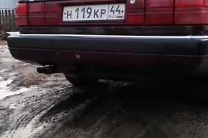 Подержанный автомобиль Audi 200, среднее состояние, 1989 года выпуска, цена 140 000 руб., Владимирская область
