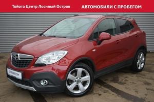Авто Opel Mokka, 2014 года выпуска, цена 875 000 руб., Москва