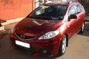 Автомобиль Mazda 5, отличное состояние, 2008 года выпуска, цена 480 000 руб., Москва