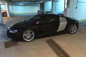 Автомобиль Audi R8, отличное состояние, 2008 года выпуска, цена 3 190 000 руб., Москва