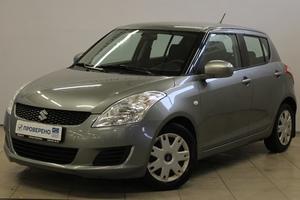 Авто Suzuki Swift, 2011 года выпуска, цена 419 000 руб., Москва