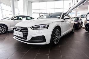 Авто Audi A5, 2017 года выпуска, цена 2 800 467 руб., Москва