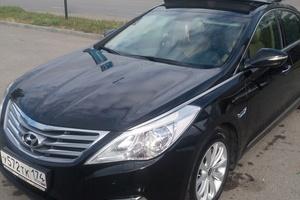 Автомобиль Hyundai Grandeur, отличное состояние, 2012 года выпуска, цена 1 210 000 руб., Челябинск