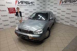 Авто Daewoo Leganza, 2002 года выпуска, цена 145 000 руб., Москва