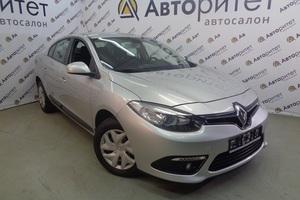 Авто Renault Fluence, 2013 года выпуска, цена 535 000 руб., Санкт-Петербург